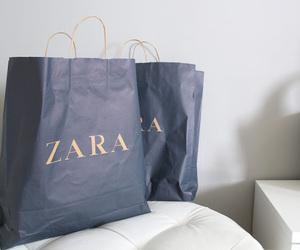 Zara, fashion, and shopping image