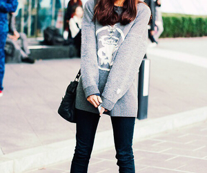 2ne1, beautiful, and korean fashion image