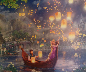 tangled and love image