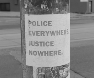 police, justice, and quote image
