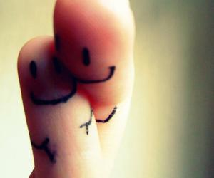 fingers, hugs, and love image