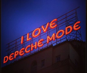 depeche mode, music, and love image