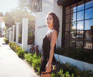 black, chic, and fashiontoast image