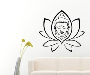 wall decals and indian pattern image