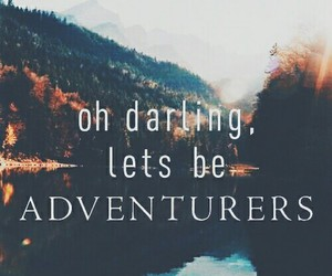darling, adventure, and free image