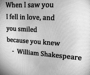 quote, shakespeare, and love image