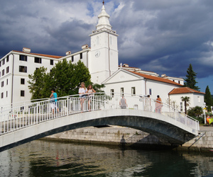 beautiful, bridge, and church image