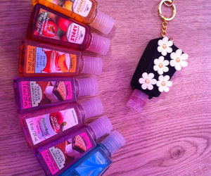soap, usa, and bath and body works image
