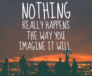 nothing and quote image