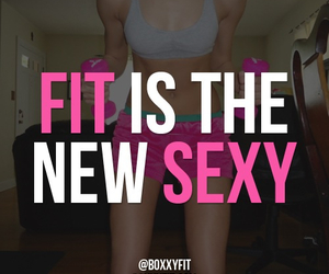 fit, sexy, and fitness image
