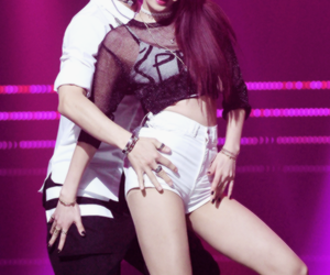 kyungri, kevin, and ze:a image