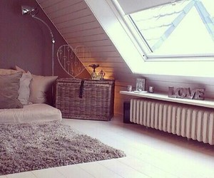 bedroom and loft image