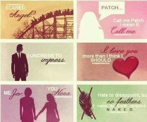 patch, hush hush, and love image