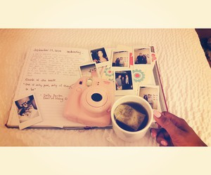 tea, Dream, and book image