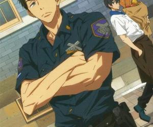 free!, anime, and yamazaki sousuke image