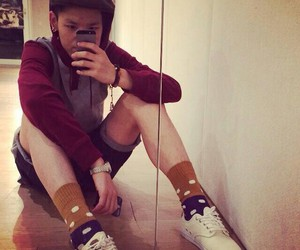 legs, zelo, and cute image