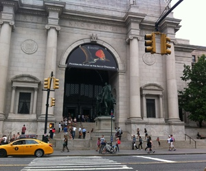 Central Park, new york, and museum of natural history image
