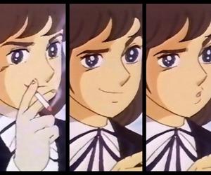 anime, bad boy, and boyfriend image