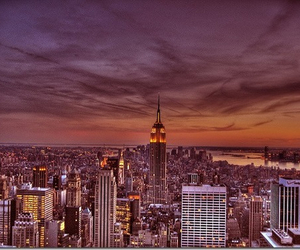 city, nyc, and awesome image