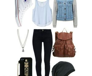 imagine, outfit, and fashion image