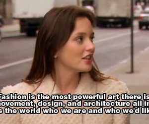 fashion, gossip girl, and quotes image