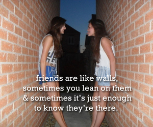 bff, typography, and friend image