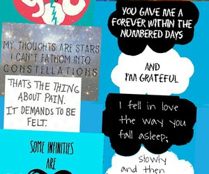 john green and the fault in our stars image