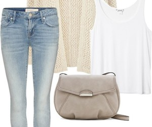 accessories, casual, and hairstyles image