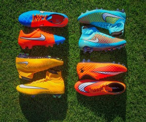 beautiful, cleats, and soccer image