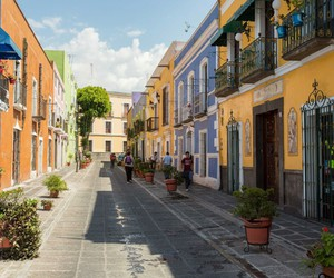 colourful, colours, and mexico image