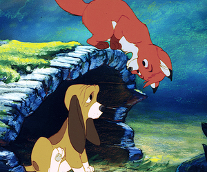 the fox and the hound! image