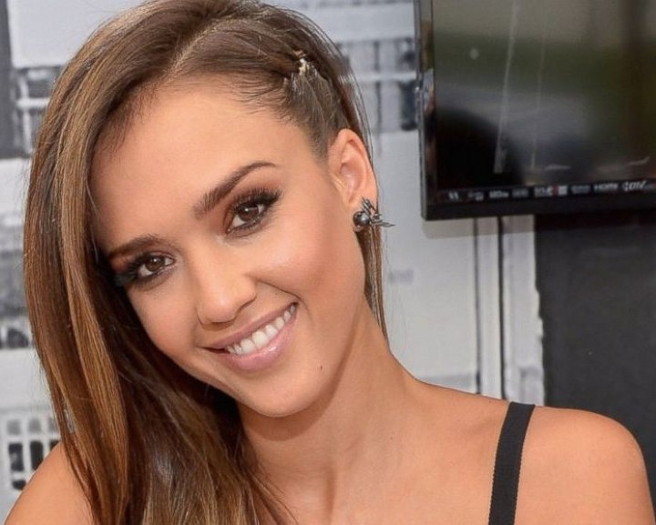 Jessica Alba Hair Color Fatmaclinic On We Heart It