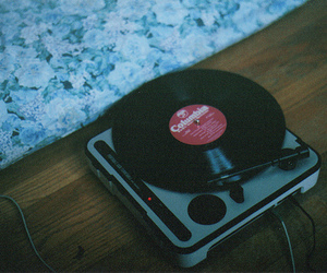 vintage, music, and photography image