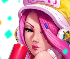 champion, miss fortune, and game image