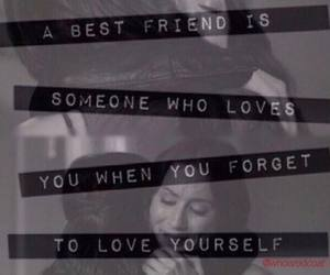 love, besties, and bff image