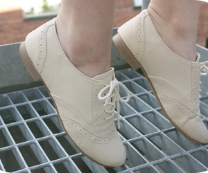 brogues, feet, and shoes image