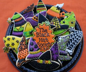 Halloween and Cookies image