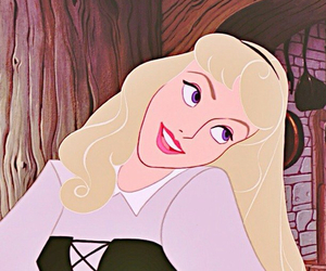 disney, sleeping beauty, and aurora image