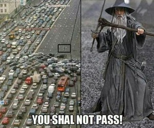 funny and gandalf image