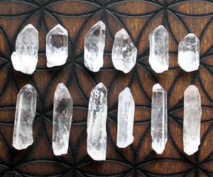 crystal, grunge, and tumblr image