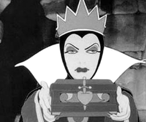 disney, snow white, and stepmother image