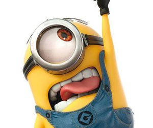 Minion Kissing Camera : Images about minion on we heart it see more about minions