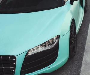 audi, car, and luxury image