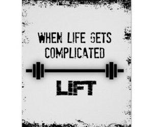 fitness, gym, and inspirational image