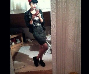 Pin Up, psychobilly, and rockabilly image