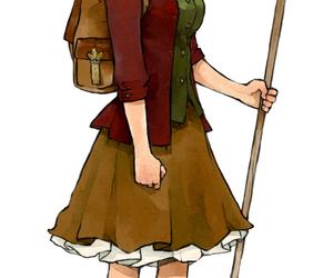 the hobbit, bilbo baggins, and female bilbo image