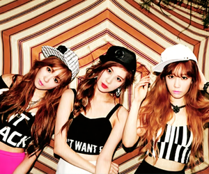 tiffany, taeyeon, and tts image