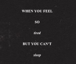 sleep, tired, and fix you image