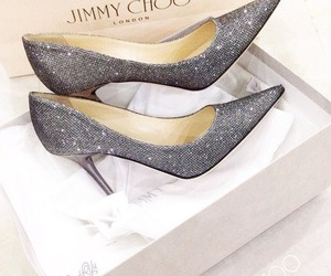 Jimmy Choo and shoes image