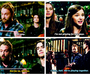 music, play, and if i stay image
